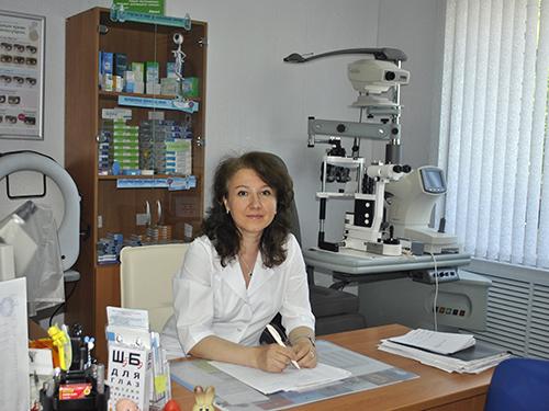 Шишкина 24 4 детская больница окулист
